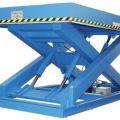 Hubtisch, Traglast: 10t, Plattform: 2000 x 3000mm, Hub:  1500mm.